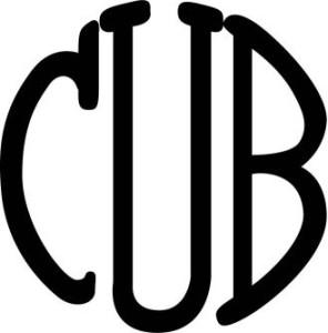 CUB LOGO - 2015